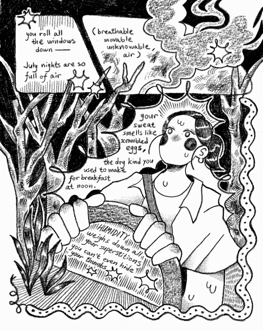 Image may contain: cartoon, book and drawing