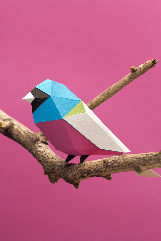 papercrafts,birds