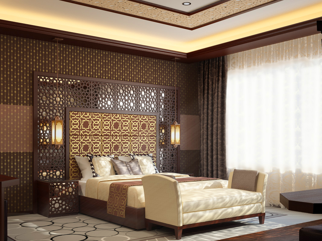 7 seasons hotel abu dhabi on behance for Arabic interiors decoration