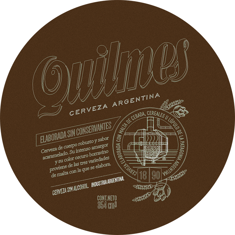 quilmes 3D can beer lovo Render CG rye beauty