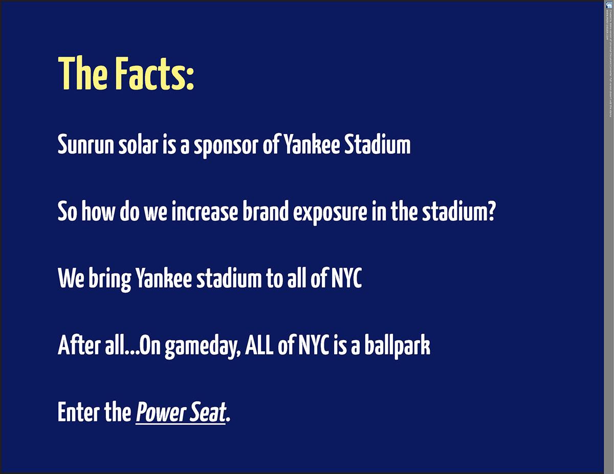 Sunrun Yankees on Behance