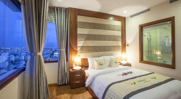 moonlight Danang Da Nang vietnam hotel Travel