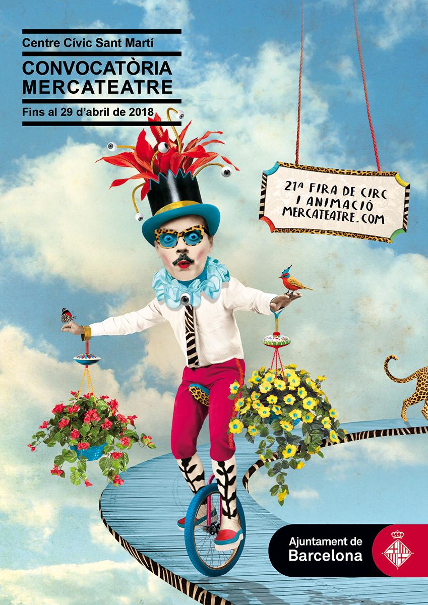 ilustracion circ circo Digital Art