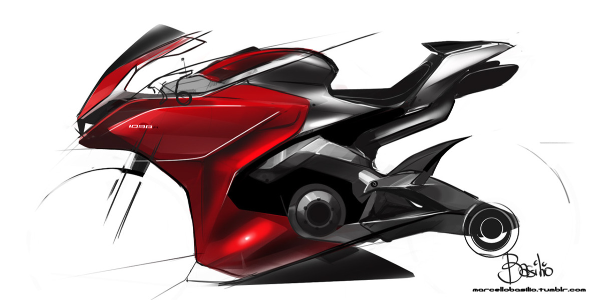 Ducati Testastretta On Behance