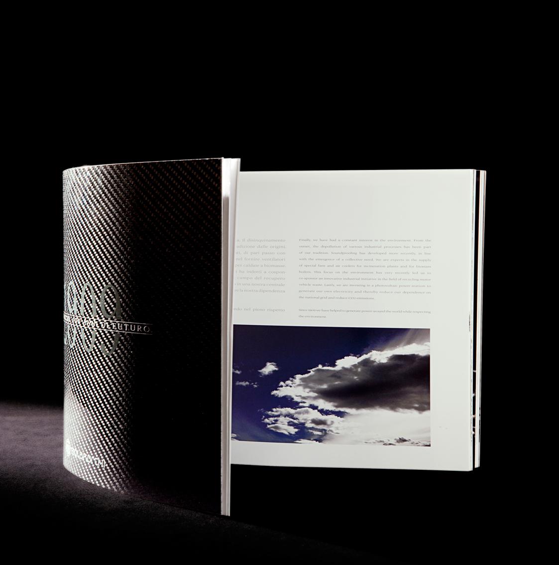 print brochure book graphic monografia stampa editorial