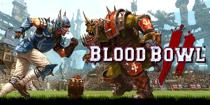video game blood bowl Audio artist