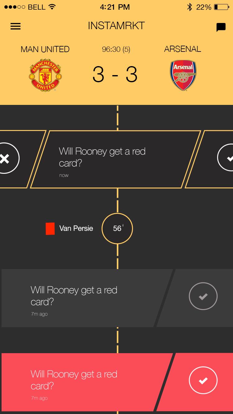 sports ios betting game Quiz