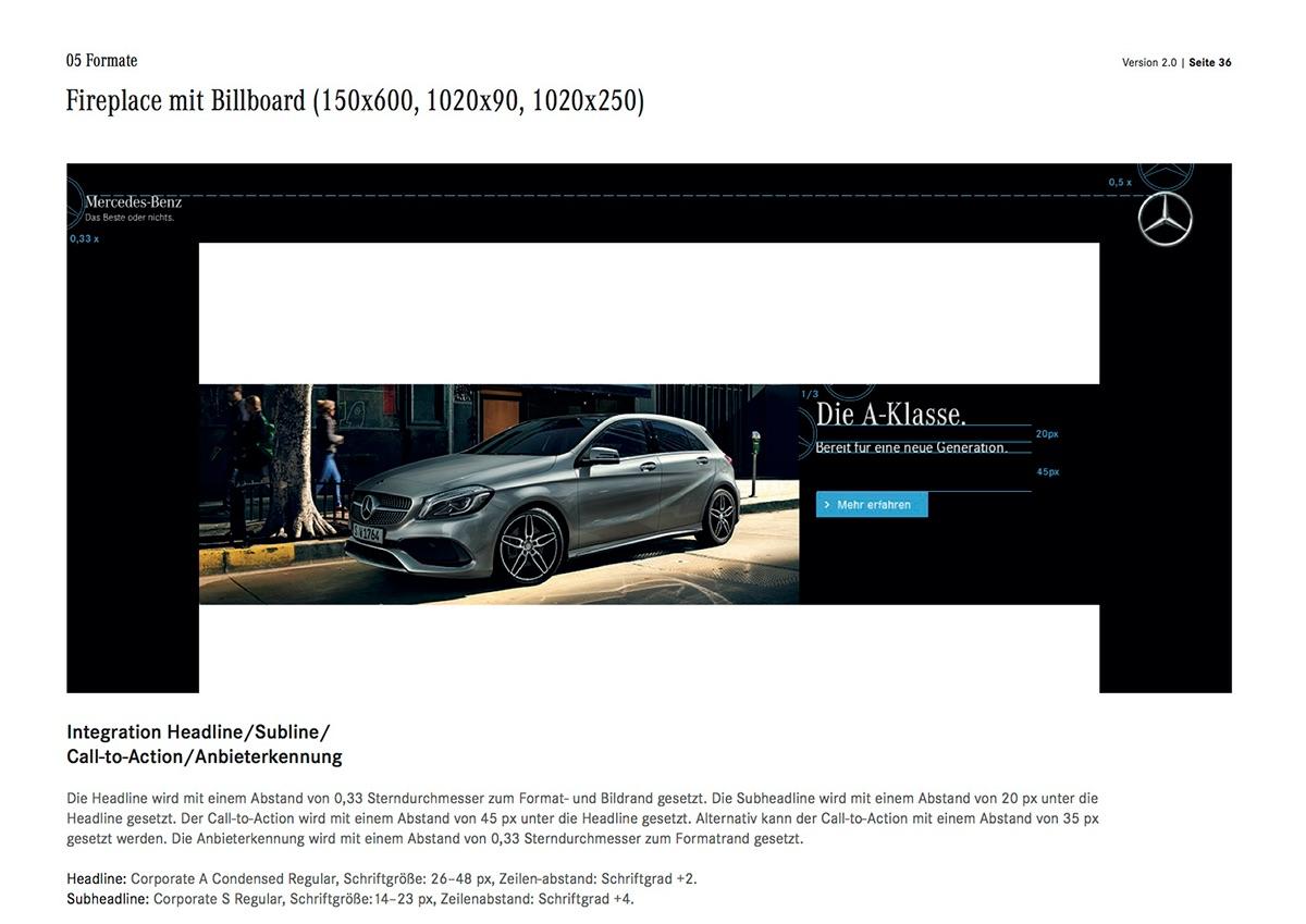campaign online mercedes-benz