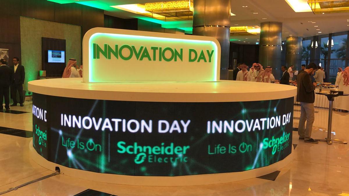 Schneider Electric Innovation Summit 2018 on Behance