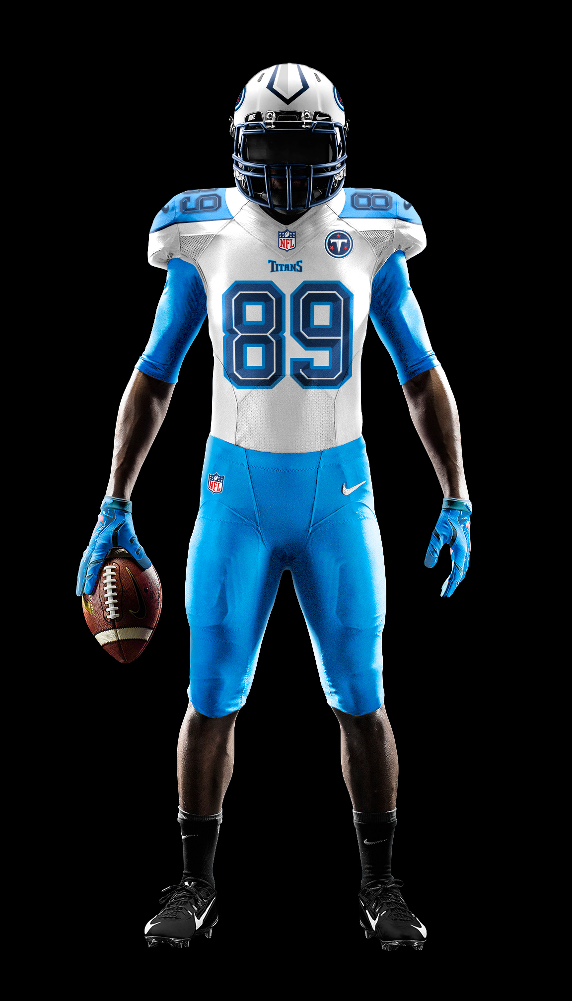 low priced 73594 63a41 Tennessee Titans Uniform Concept on Behance