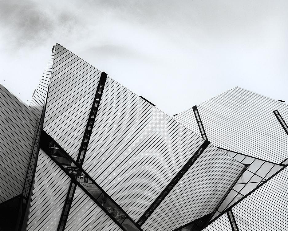 Royal Ontario Museum, Studio Libeskind, 2014