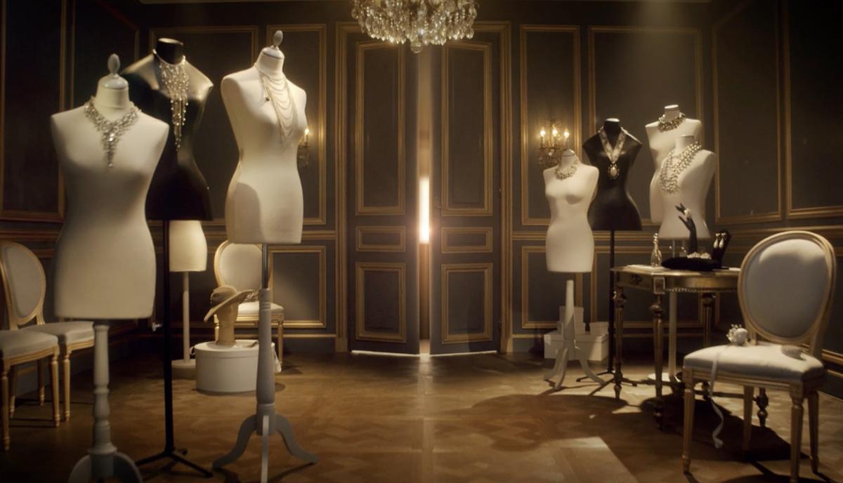 Dior Film creation accessoire bandeapart Mode femme sac lunette