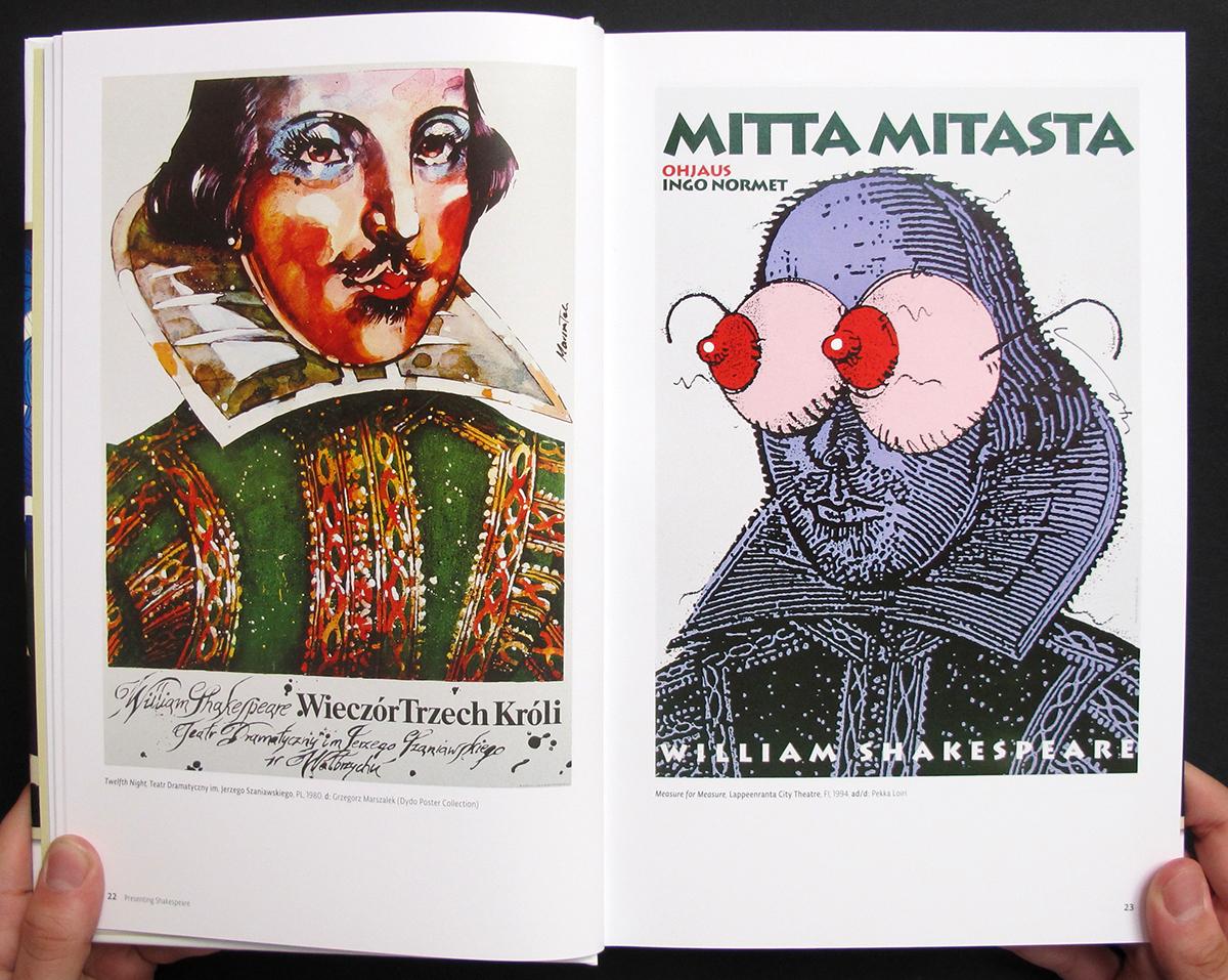book design book shakespeare posters