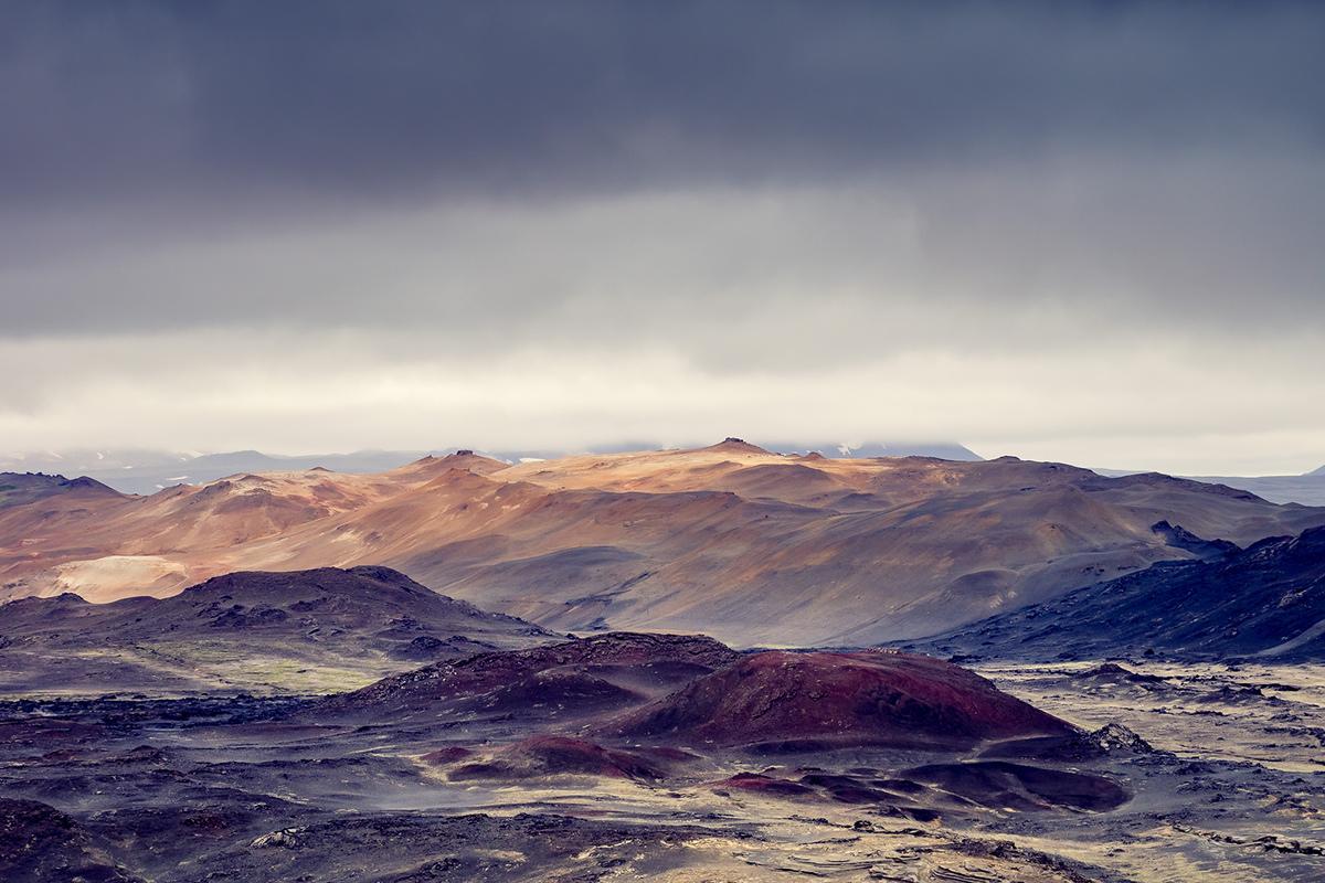 Travel iceland Landscape