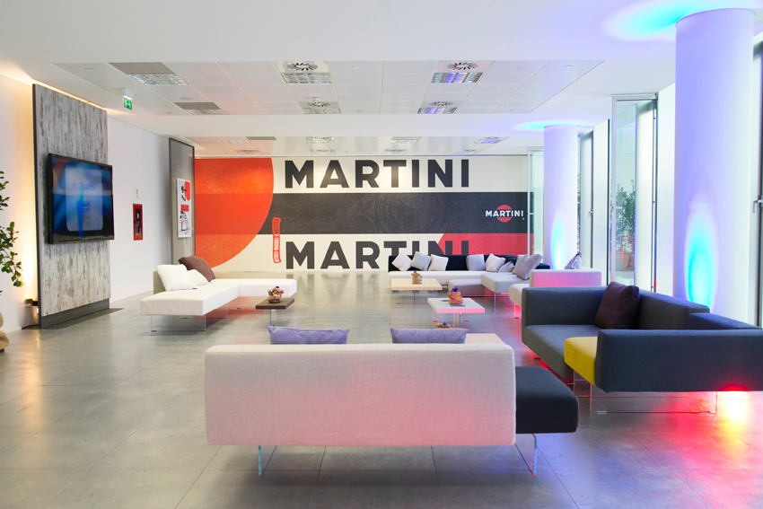 Martini Terrazza Milano on Behance