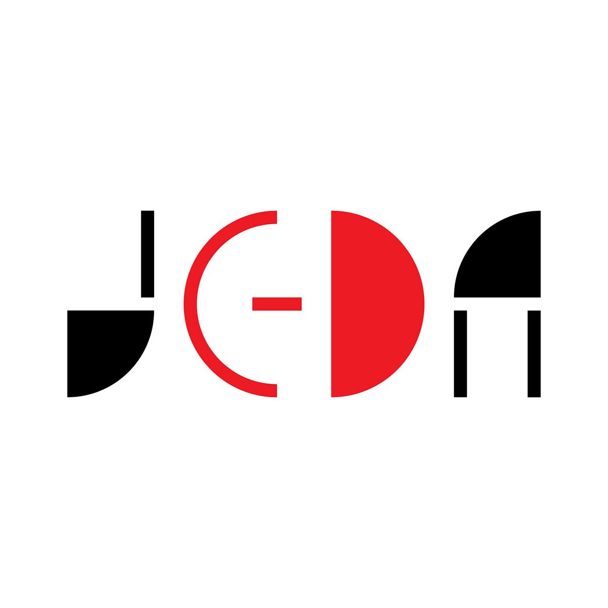Japanese Graphic Design Association Rebrand On Behance