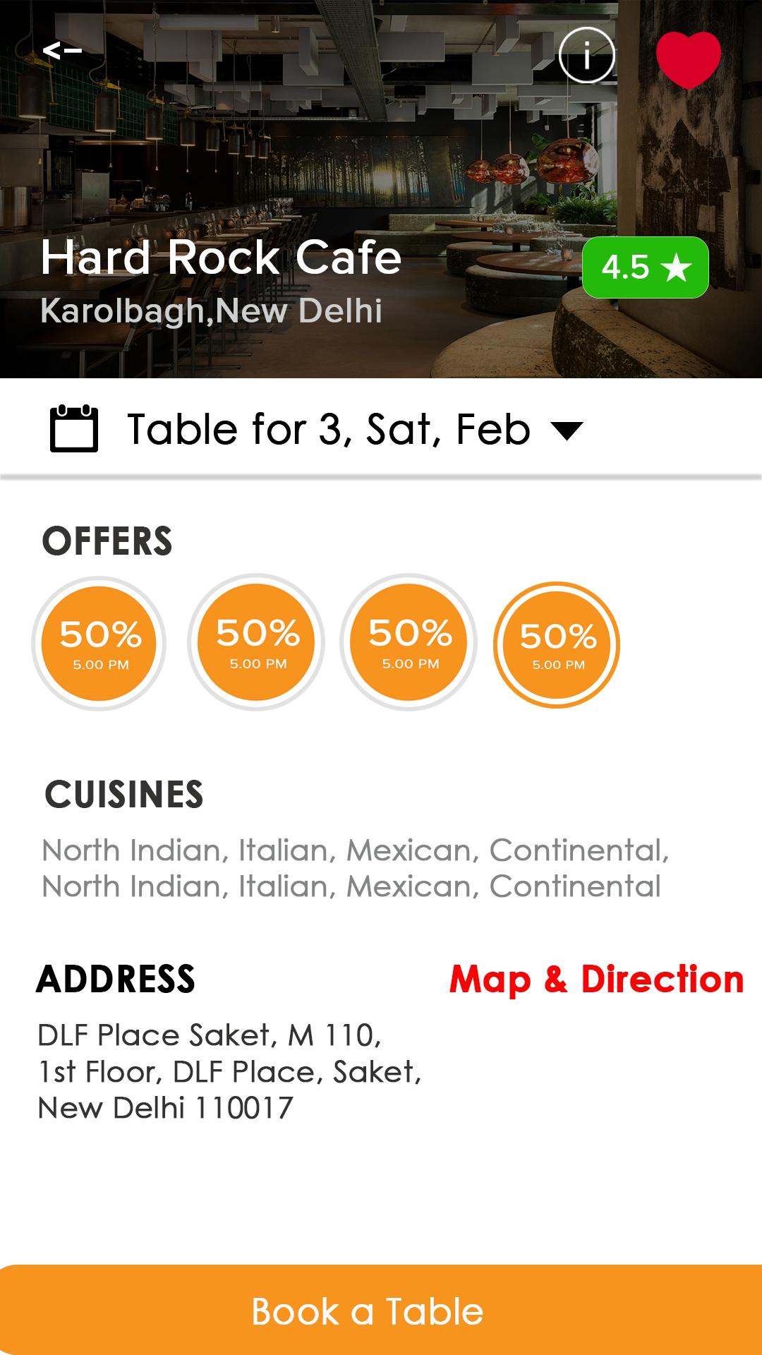 Krave On #Restaurants realtime offers realtimeoffers . foodoffers restaurantoffers Food  homedelivery app realtime offer application