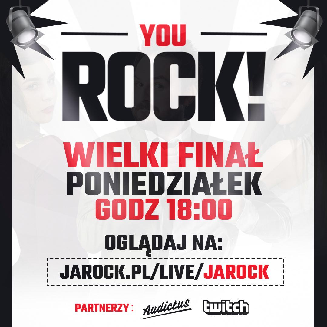 black design polska talentshow White YouRock