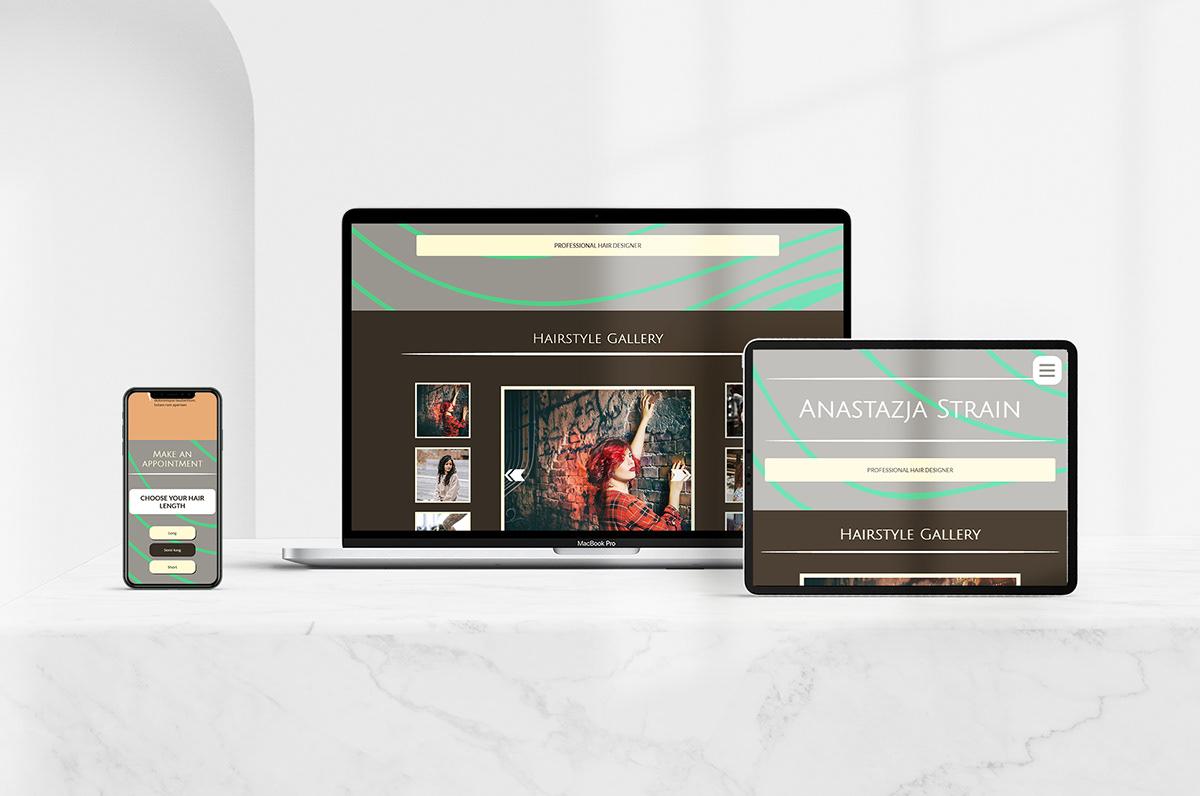 design graphics online Web webpage Website www