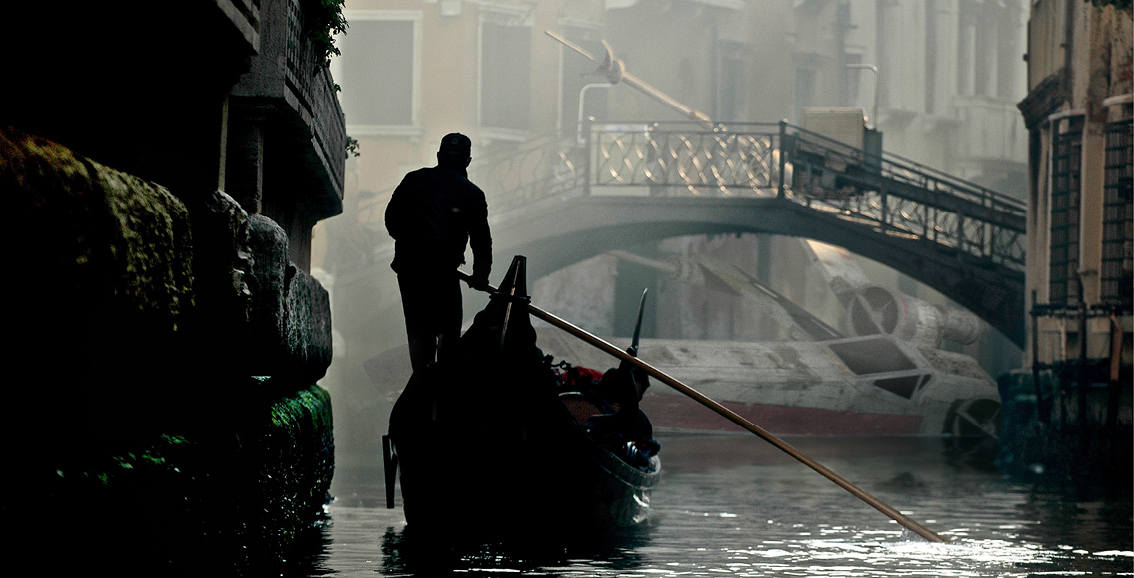star wars Starwars Nicolas Amiard JJ Abrams jjabrams real life Paris New York London moscou Venice san francisco tokyo rio