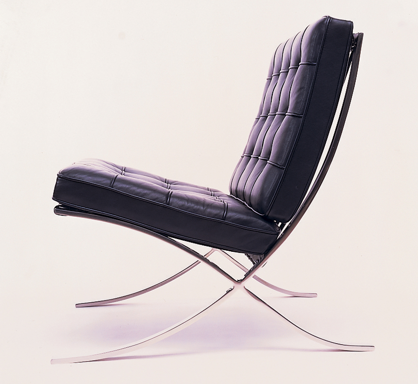 Mies Van Der Rohes Barcelona Chair Geometric Analysis On Behance