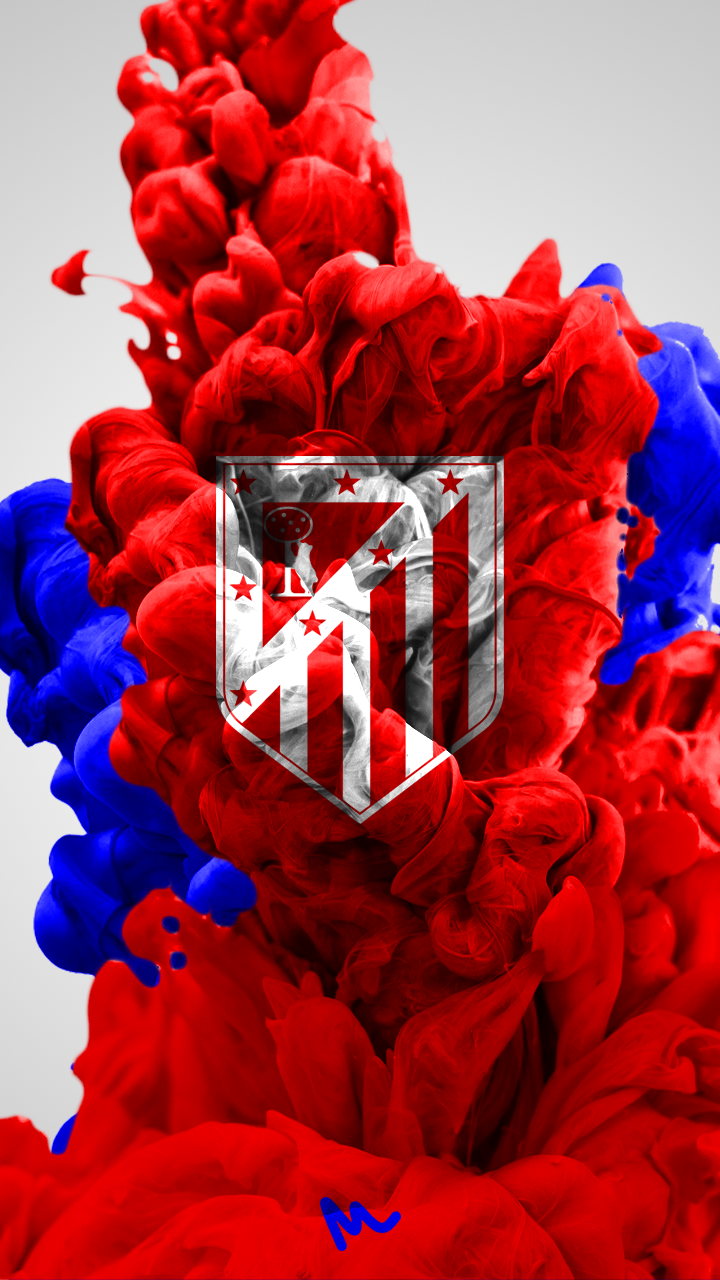 La liga phone wallpapers on behance atletico madrid voltagebd Image collections