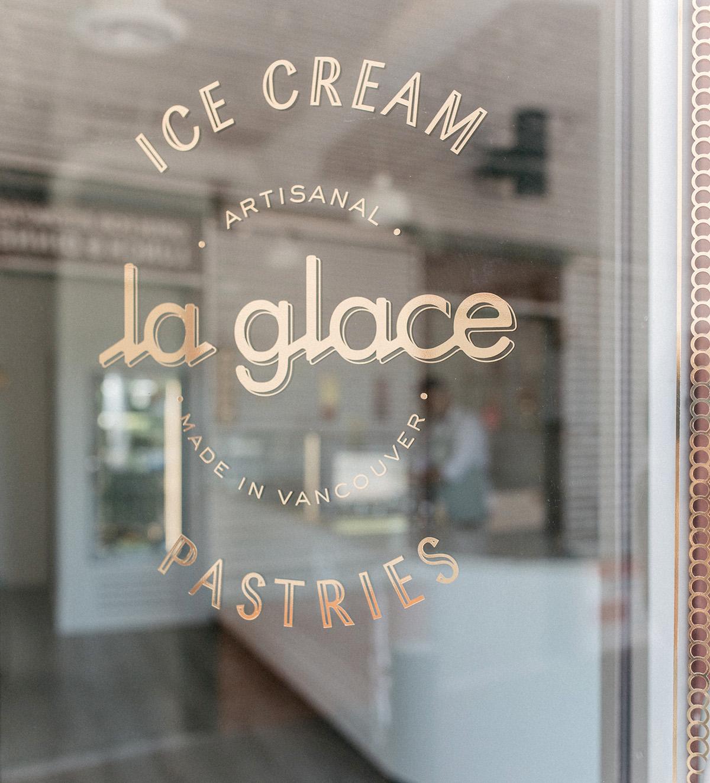 Interior Design Love: Vancouver's La Glace Ice Cream Shop