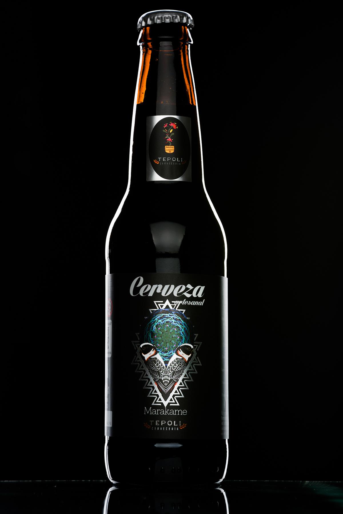 photo foto Fotografia producto cerveza tepoli locarco carlo oc Guanajuato Flash