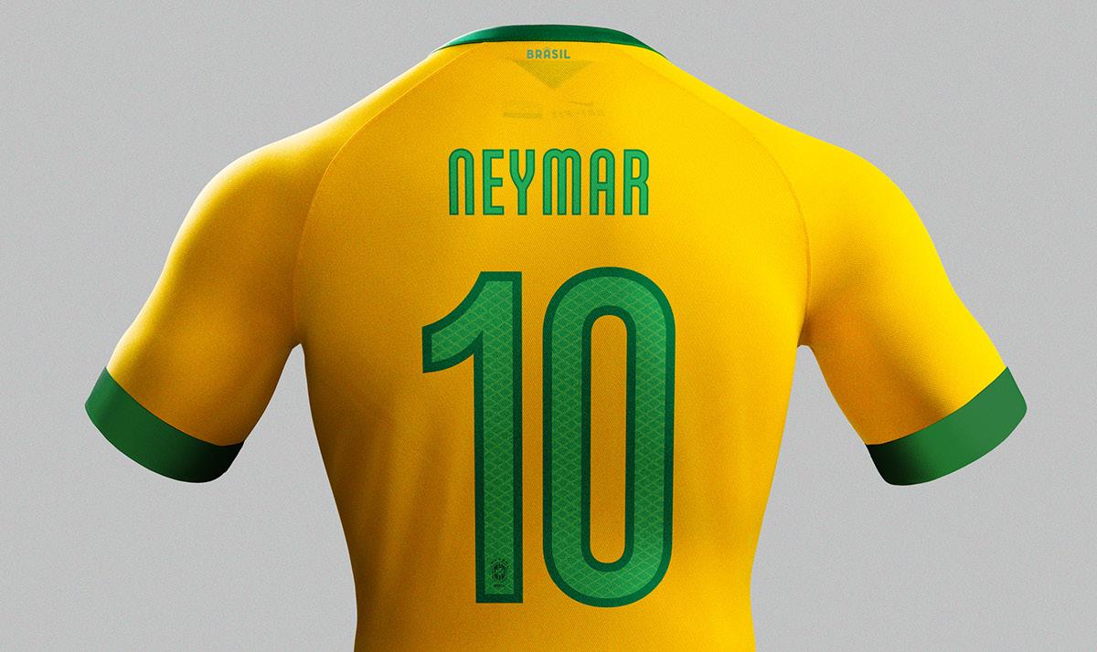 c15733734d Branding Seleção   Branding the Brazilian Team on Behance