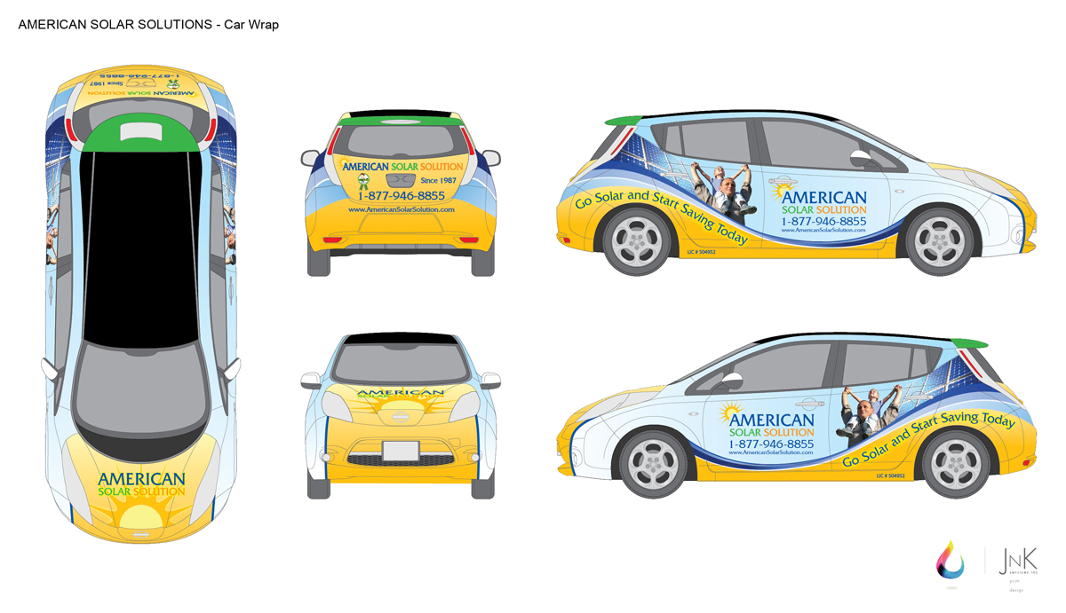 Vehicle Wrap Designs On Behance