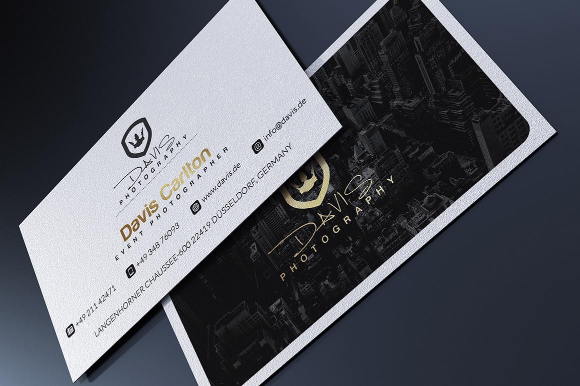 Gold business card bundle 15 templates on behance friedricerecipe Gallery