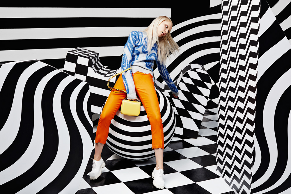 op art fashion and the product life Highlights from the greatest designers and models on the runway, exemplifying artistic expression through fashion.