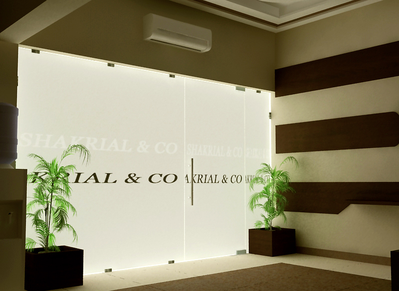 Real Estate Office - Shakrial Co - Islamabad on Behance