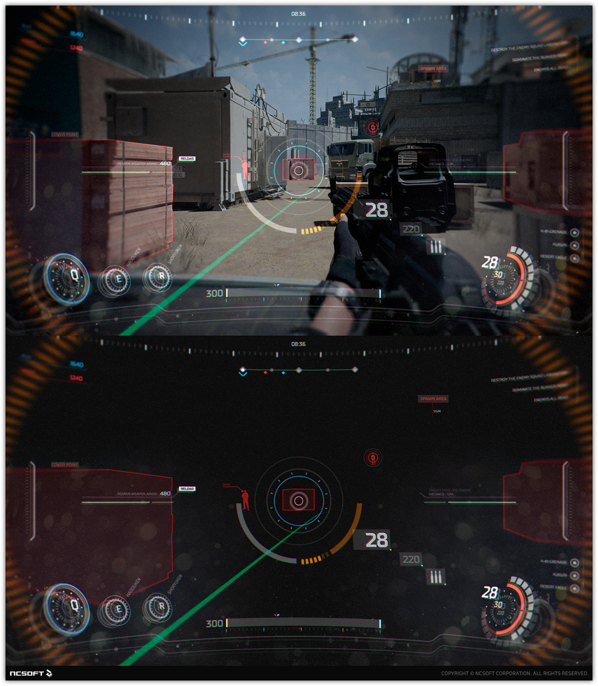 Fps Hud: Dräger FPS®-COM 7000, SCBA – BK3
