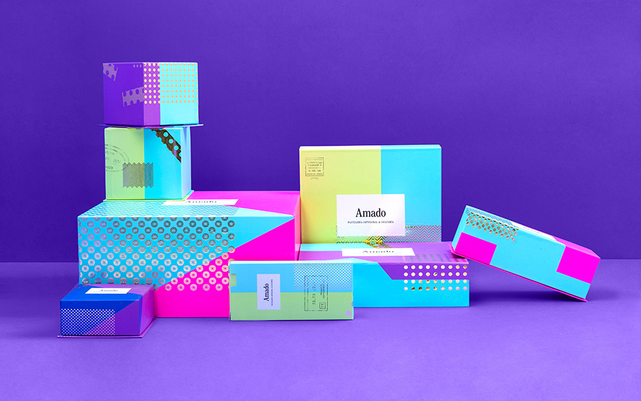 Anagrama mexico Compilation Food Packaging food box corporate industrial wine chocolate shoes oil pastries cream tea Coffee