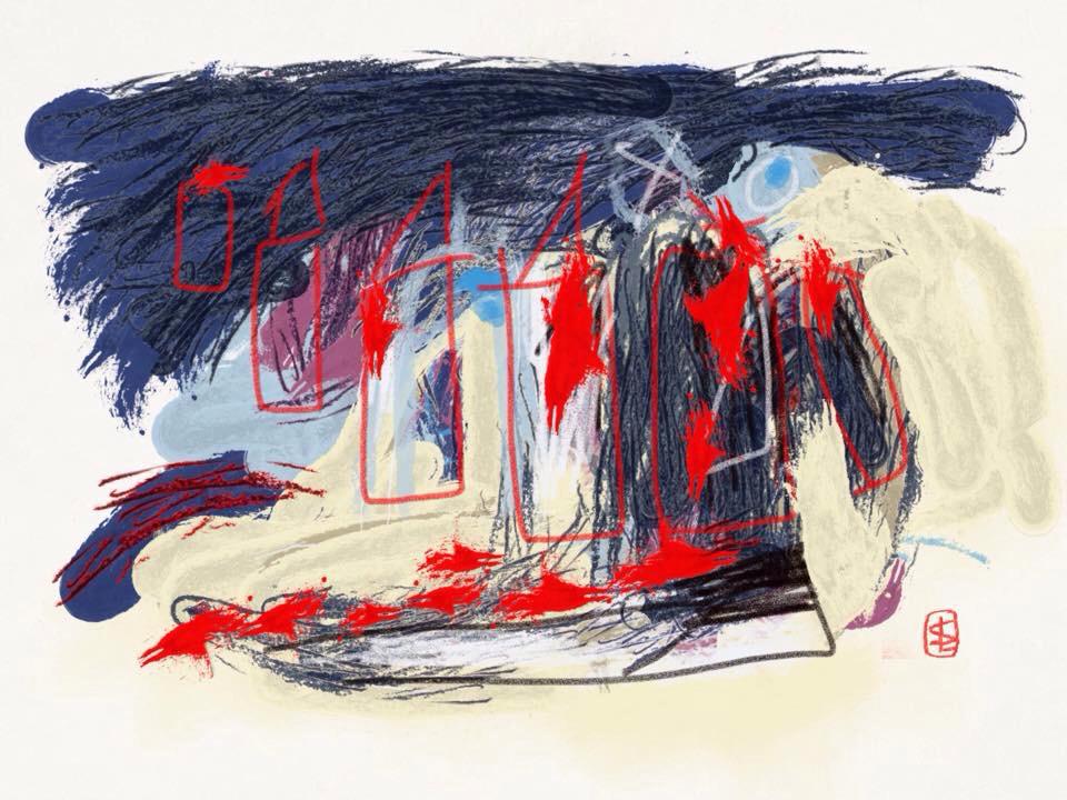 ipaintings kustokusto   painting   modern art postmodern