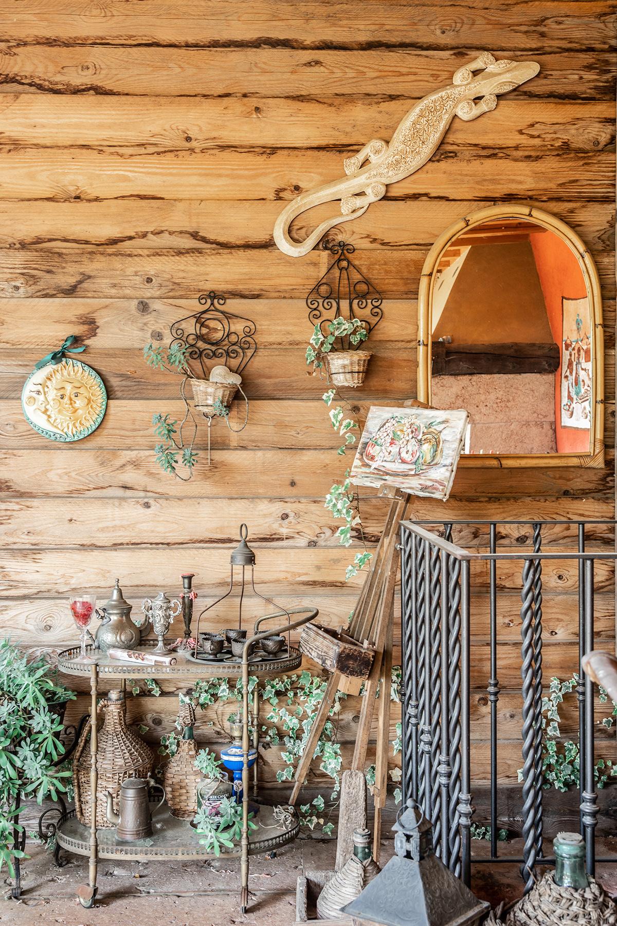 architecture country design farm garden green house Interior vintage wood