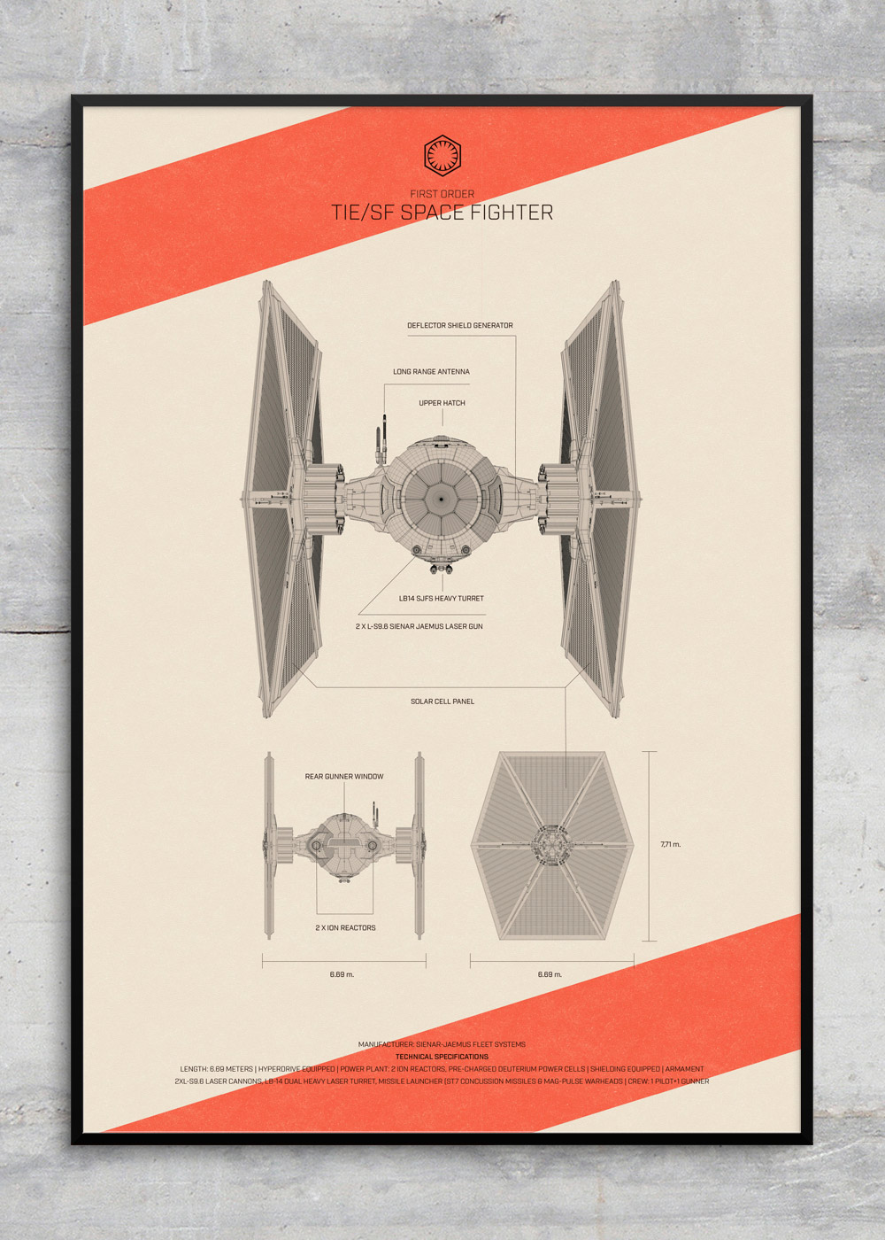Star Wars The Force Awakens Special Edition Posters On Behance