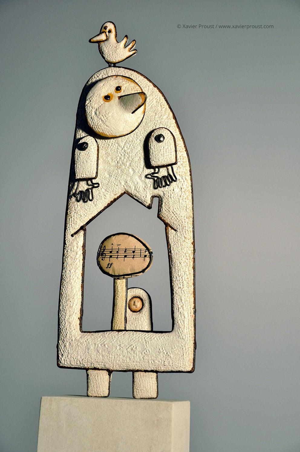 xavier proust sculptor sculpture