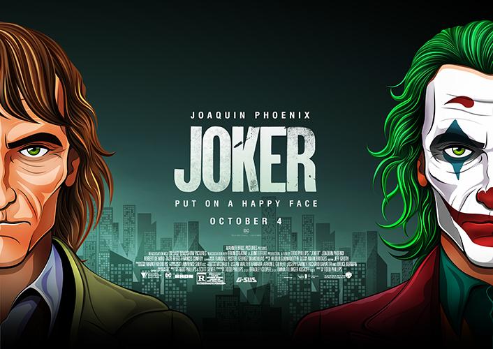 Joker Movie Alternative Movie Poster Series On Behance