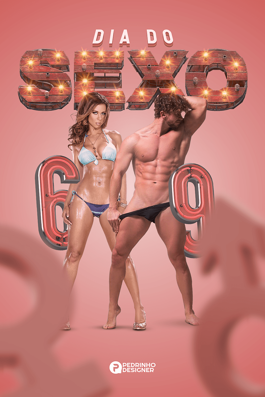 69 Sexo dia do sexo - 69 on behance