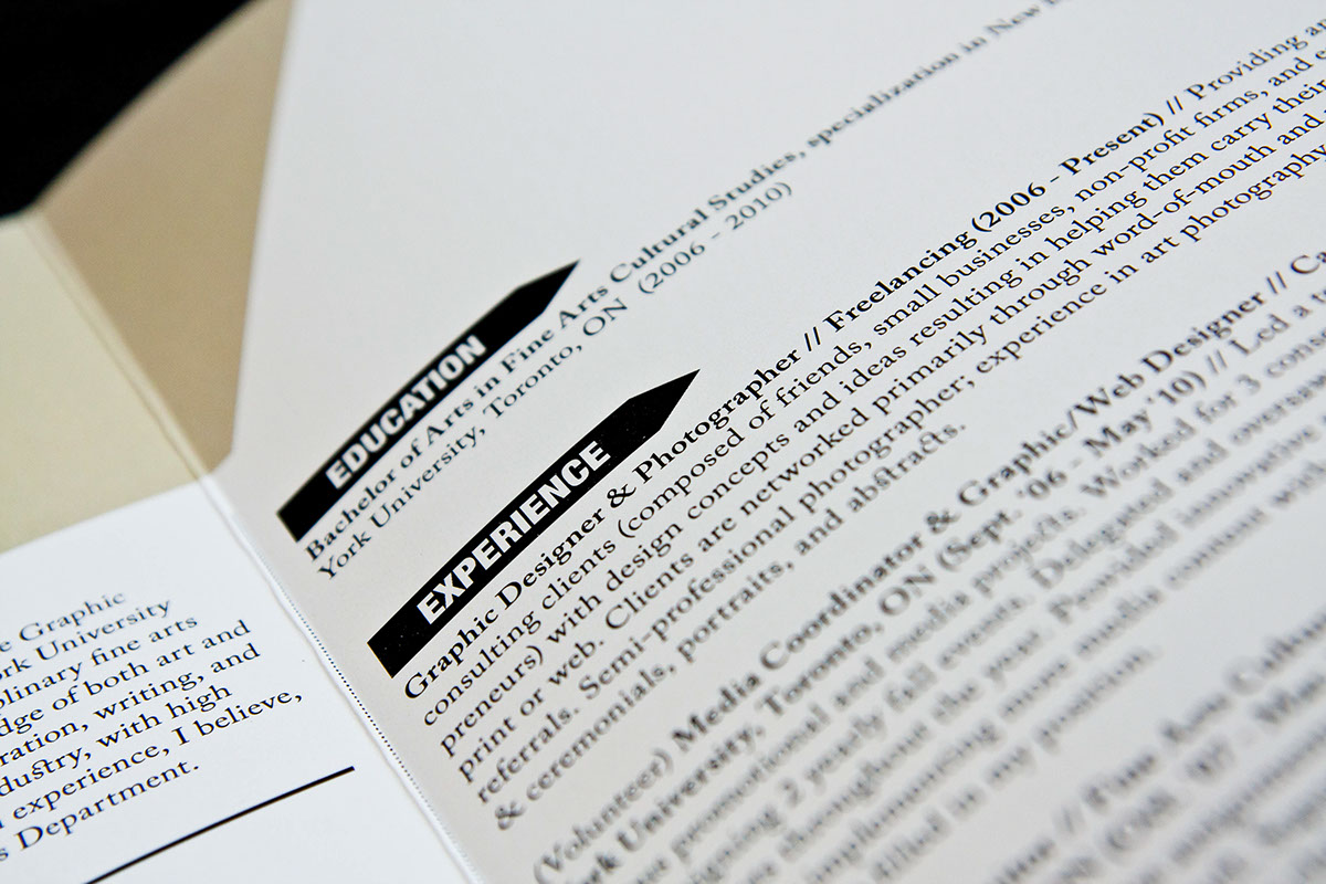 Cover Letter Design On Pantone Canvas Gallery