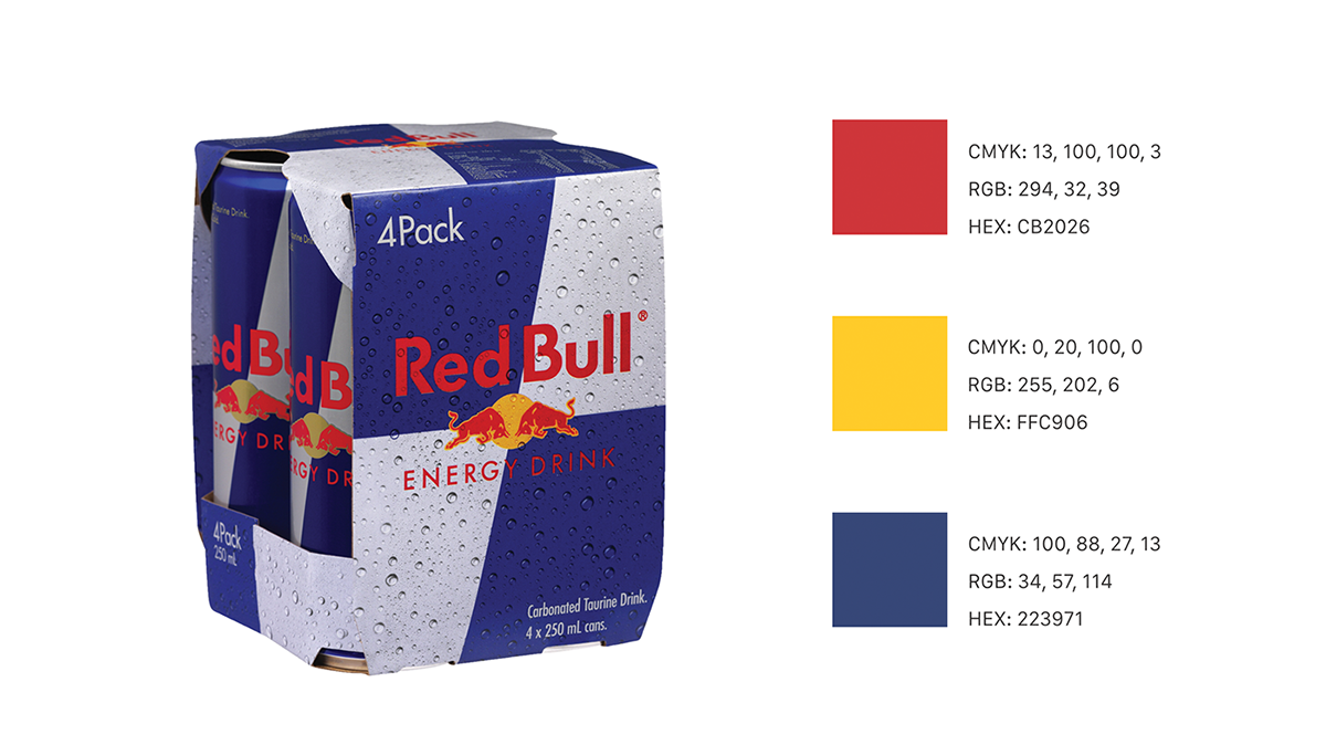 red bull effectiveness in thier packaging Red bull logo & symbol characters slogans packaging brand equity   red bull maintain their marketing momentum thru their marketing program   how effective is red bull at a advertising to these varied groups.