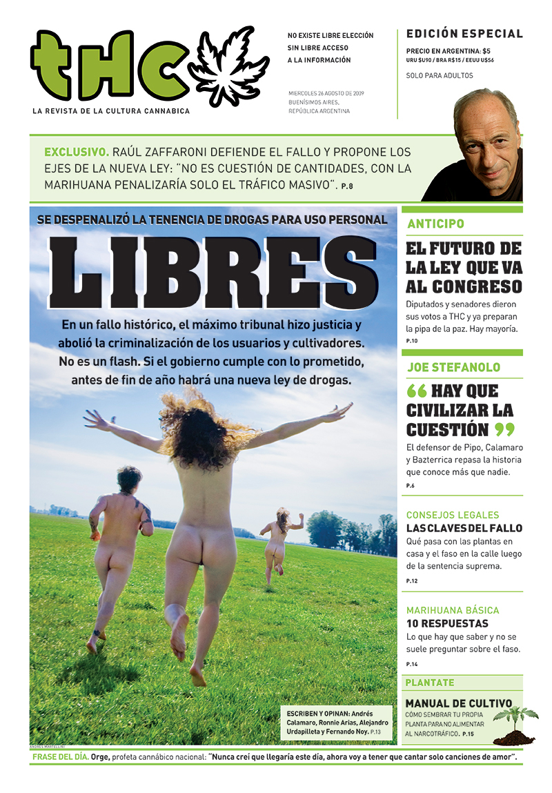 newspaper periodico diario editorial cannabis cultura cannabica revista marihuana buenos aires latinoamerica