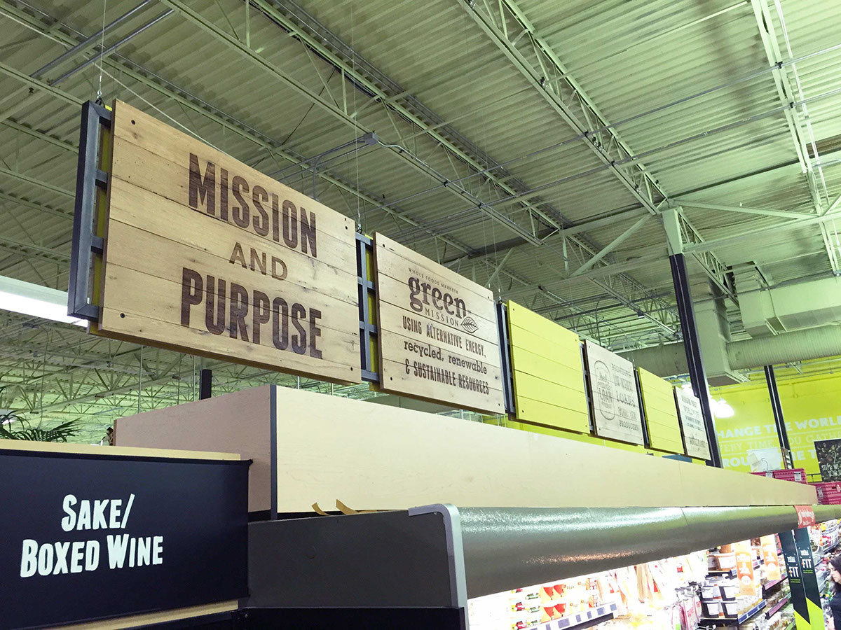 whole foods core values Whole foods markets are the world's leader in natural and organic foods with stores in north america and united kingdom their mission is whole foods-whole people- whole planet whole food stands for searching for the highest quality and natural foods possible.