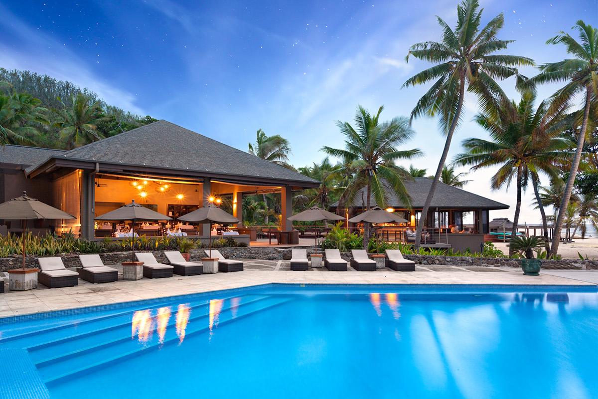 Самый Сексуальный Отель Фиджи