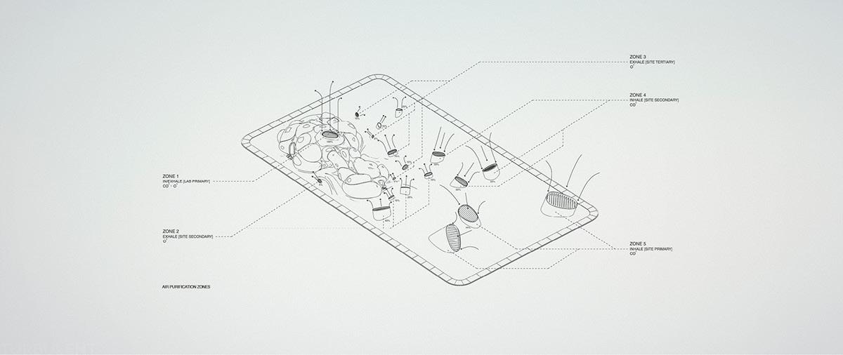 architecture design simulation atmosphere environment future experimental generative ryan cook turbulentarch