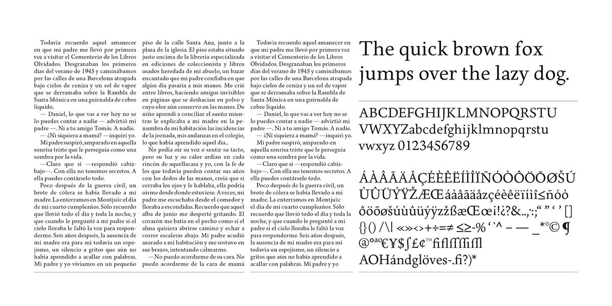 Born serif Typeface tipografia free humanistic fuente font type mediterranean tipo design barcelona logroño #TYPO16xAdobe