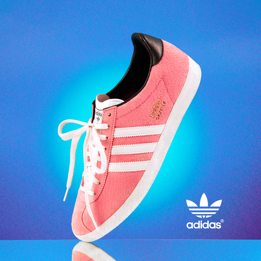 Talisman & Co. | Adidas Gazelle | Lightmaniac !