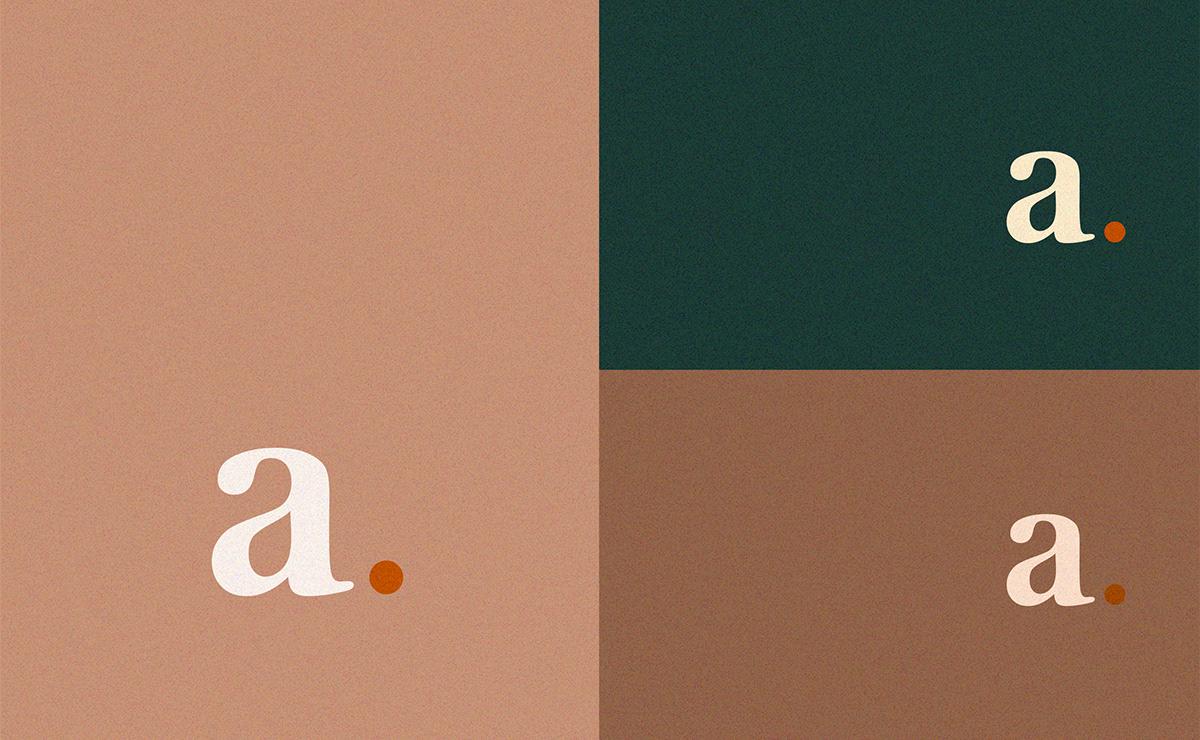 personal branding identity Graphic Designer Illustrator personal Corporate Identity branding  Nature Minimalism mockups